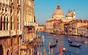 Picture Italy, Venice, channel