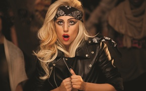 Picture girl, music, music, actress, singer, celebrity, Lady Gaga, Lady Gaga, Judas, Born This Way