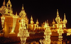 Picture Bangkok, King, National Day, Fathers' Day, Chitralada Villa Royal Residence, Birthday King of Thailand