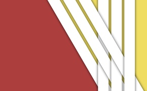 Picture white, line, yellow, red, texture, material