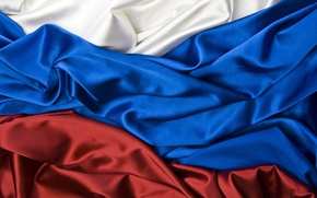 Wallpaper flag, texture, Russia, russia, fabric, texture
