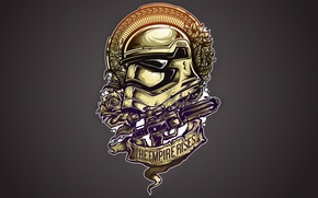 Picture Star Wars, pearls, Stormtrooper