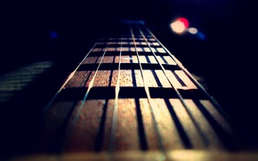 Picture music, guitar, strings, Grif