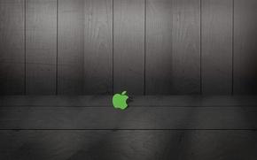 Picture background, Board, apple, black