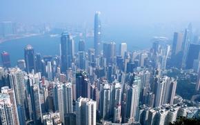 Picture China, Hong Kong, The city, China, Hong Kong, Sity