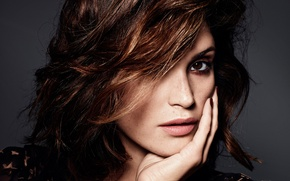 Picture actress, photoshoot, Gemma Arterton, Glamour, Gemma Arterton, Photoshoot