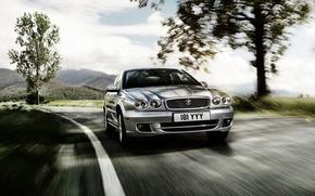 Picture auto, Jaguar X-Type