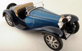 Picture Bugatti, convertible, classic