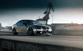 Picture BMW, coupe, BMW, Coupe, E92, Fostla