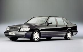 Picture Machine, W140, Mersedes-Benz