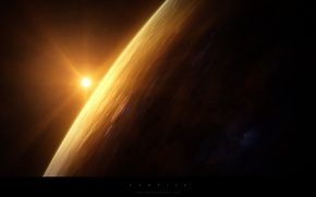 Picture planet, Eclipse, Greg Martin