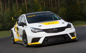 Wallpaper Astra, Astra, Opel, TCR International Series, Opel