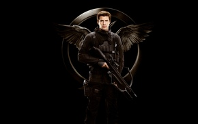 Picture promo, Part 1, The Hunger Games:Mockingjay, Liam Hemsworth, The hunger games:mockingjay, part one, Gale Hawthorne