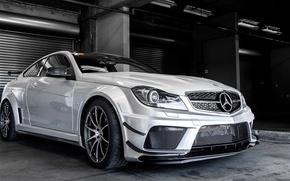 Picture Mercedes Benz, C63, AMG Black Series