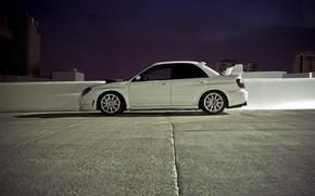 Picture Impreza, City, cars, auto, wallpapers auto, Subaru Impreza, Tuning cars, Wallpaper HD, Parking, Sportcars, wallpapers …