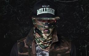 Picture star, battle, RAP, versus, the render photo, Billy Miligan