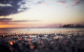 Picture water, drops, rain, drop