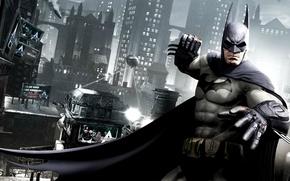 Picture game, batman, Batman, the dark knight, games, comic, comics, dark knight, bruce wayne, batman: arkham …