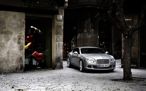 Wallpaper auto, 2011 bentley continental gt