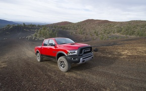 Picture Dodge, Dodge, Rebel, 2015, Ram 1500, RAM