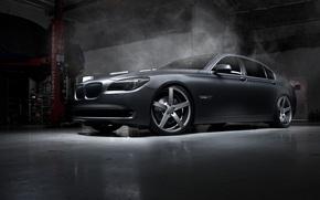 Picture Auto, Smoke, BMW, Tuning, Machine, Garage, Drives