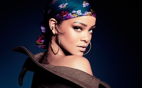 Picture Rihanna, photoshoot, 2015, Saturday Night Live