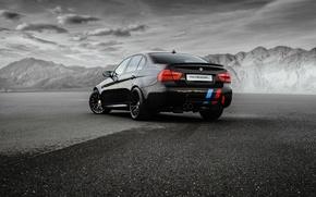 Picture BMW, BMW, black, Black, Sedan, E90, MR Car Design