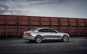 Picture Volvo, sedan, S90