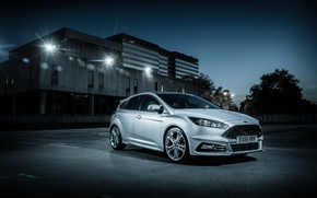 Wallpaper Ford, focus, Focus, Ford, 2015