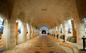 Wallpaper The First World War, France, memory, memorial, Verdun, Douaumont, Ossuary
