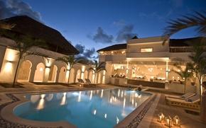 Picture pool, villa, luxury, Kenya, Watamu, Medina Palms