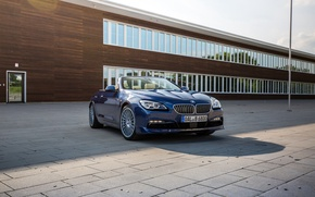 Picture 2015, F12, BMW, Cabrio, convertible, Edition 50, Bi-Turbo, BMW, Alpina