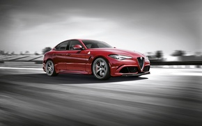Picture Alfa Romeo, Alfa Romeo, Giulia, 2016