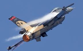 Wallpaper weapons, F-16 Falcon, the plane