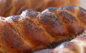 Wallpaper muffin, bread, food