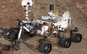 Picture Curiosity, Curiosity, Mars science laboratory