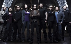 Picture The series, Movies, the actors of the series, SGU Stargate Universe, Stargate universe