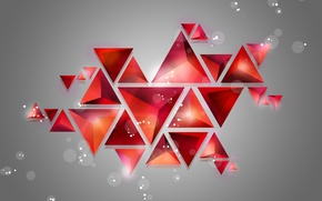 Picture background, geometry, figure