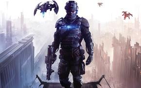 Picture Soldiers, Weapons, Killzone, Military, Equipment, Killzone Shadow Fall, Sony Computer Entertainment, Guerrilla Games, Kilzon Prisoner …