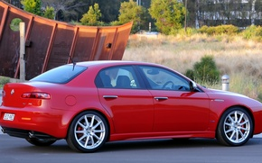 Picture Alfa Romeo, Red, Rosso, Alfa Romeo Wallpaper, Alfa Red, Alfa Romeo 159 Wallpaper, Alfa Romeo ...