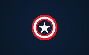 Picture shield, Captain America, Captain America, Steven Rogers