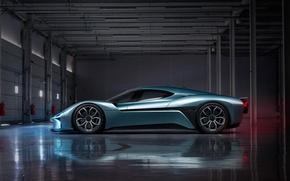 Picture car, supercar, design, electric, automobiles, chinese, technology, electric car, Super car, Nio EP9, automobile chivnes, …