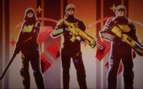 Picture resistance, xcom, I watch confido, xcom 2, xcom squad, guerrilla
