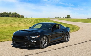 Picture mustang, ford, roush, 2015