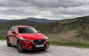 Picture Mazda, Mazda, crossover, CX-3