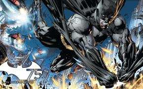 Picture Batman, Batman, New 52