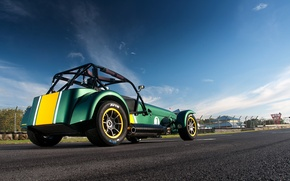 Picture Car, Superlight, Wallpapers, R600, Caterham, 2012, Superlight, Caterham, Wallpaper, Car