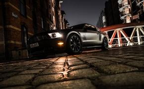 Picture night, Mustang, Ford, Mustang, Matt, Ford, matt, night
