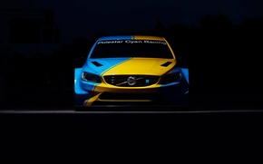 Picture Volvo, Volvo, S60, Polestar, FAS, Cyan, Goodwood Festival
