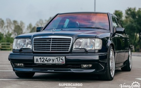 Picture mercedes-benz, amg, w124